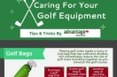 Caring For Your Golf Equipment