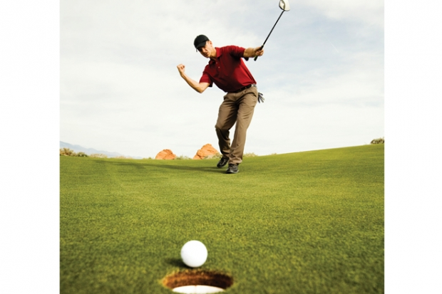 5 Tips For Ambitious Beginning Golfer